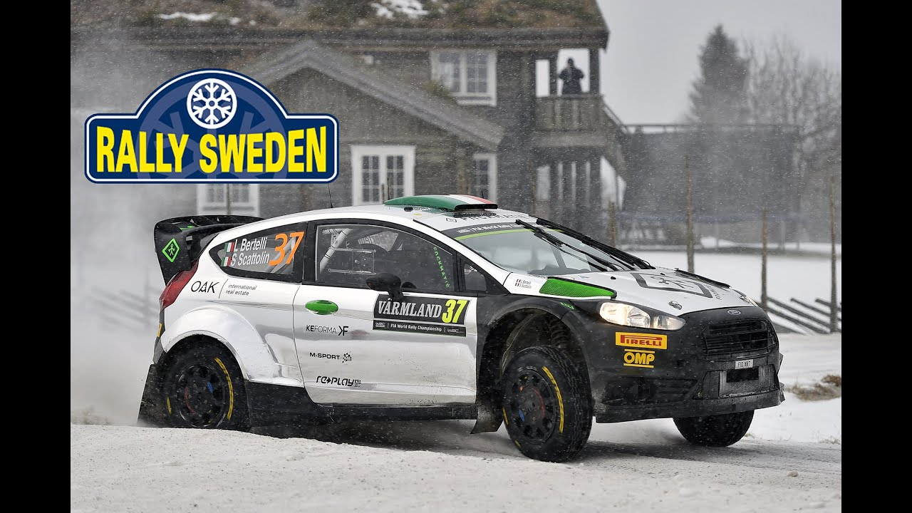 rally sweden 2016 l bertelli s scattolin ford fiesta wrc by fuckmatie 39 world rally team. Black Bedroom Furniture Sets. Home Design Ideas