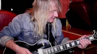 Leo Leoni - Gotthard Guitar Licks