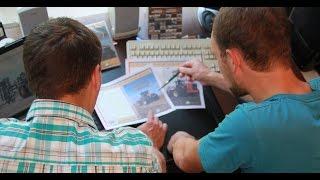 "Making of ""Landwirtschaft in Nordamerika Vol. 3"""