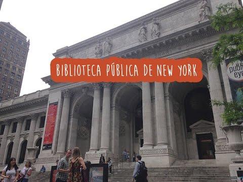 Biblioteca Pública de New York - The New York Public Library