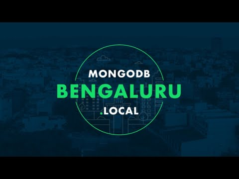 MongoDB.local Bengaluru Keynote