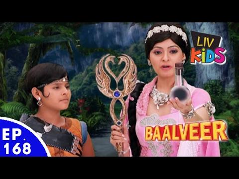 Baal Veer  Episode 168  Baal Veer Locks Up Bhayankar Pari