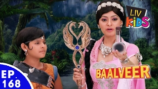 Baal Veer - Episode 168 - Baal Veer Locks Up Bhayankar Pari