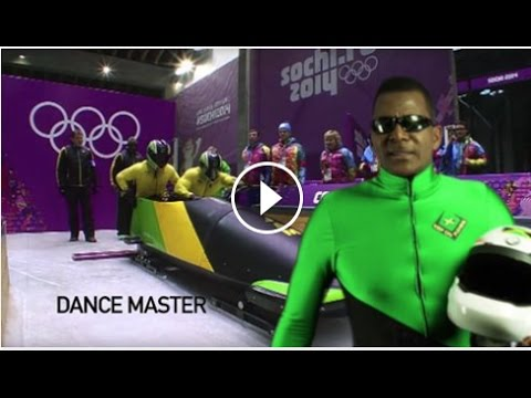 Jamaica Bobsled Team Video By Noel