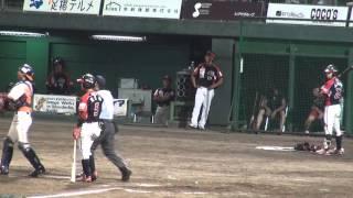 6番:梶田宙 初球をサードファールフライ 7番:根津和希 BBBSB 四球 ...