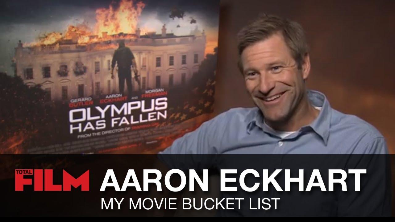 Aaron Eckhart: Movie Bucket List
