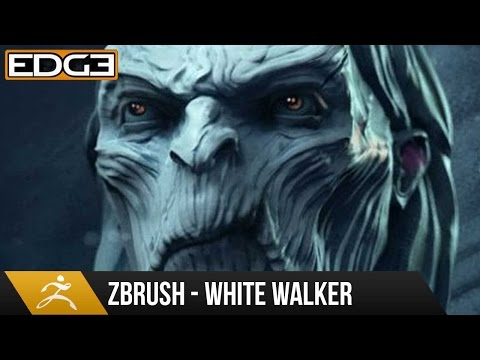 Zbrush Sculpting Tutorial - White Walker from Game of Thrones HD
