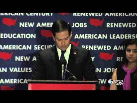 Marco Rubio Suspends 2016 Presidential Campaign (FULL SPEECH)| ABC News