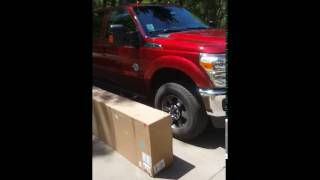 DualLiner review 2016 Ford Super Duty 6'9""