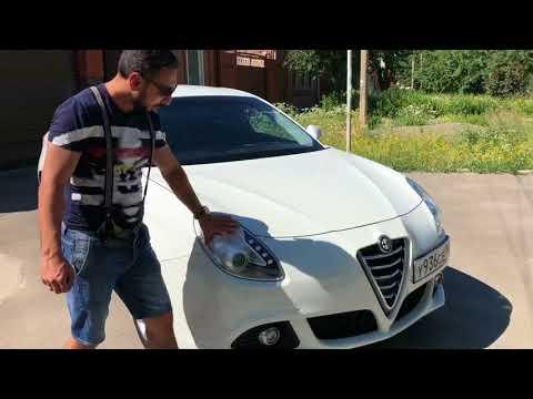 Alfa Romeo Giulietta 1.4, 170 л.с. Обзор!