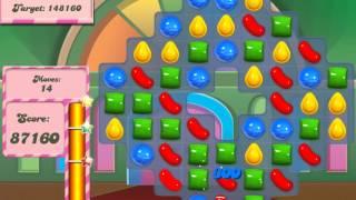 Candy Crush Saga Levels 16-20