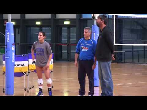 Marco Mencarelli Volleyball Ball Control Series