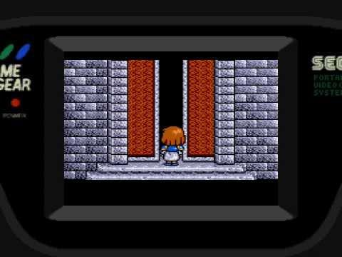 Madou Monogatari I (Game Gear) in English Part 1 - The Beginning