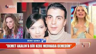 Demet Şener'den olay yaratacak açıklamalar!