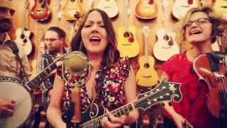 "Jenni Lyn Gardner & The Palmetto Bluegrass Band - ""The Blues Have Got Me Down"""