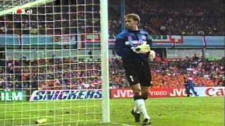 Nederland - Zwitserland EK 1996