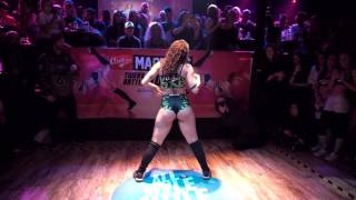 Yota Poulidou Judge Solo | Twerk Battle Vol2