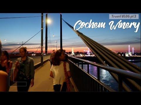 Cochem Germany Winery Tour (feat.Düsseldorf🎡) pt 2 Travel VLOG