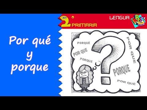 lengua-castellana.-2º-primaria.-tema-10.-por-qué-y-porque
