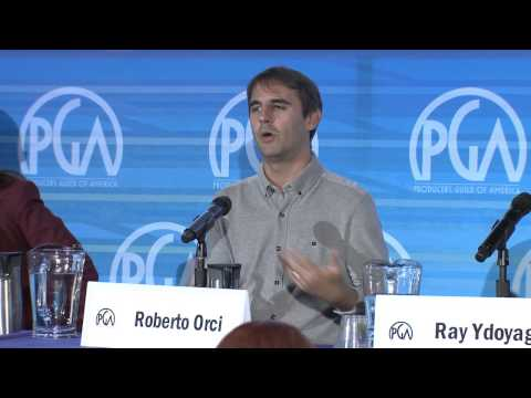 """Roberto Orci talks """"Marketing"""" from a Producer or Screenwriter standpoint"""