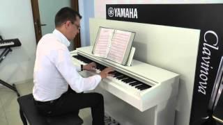 Yamaha YDP-143 Demo Pian @ eXpertMusic.ro 01