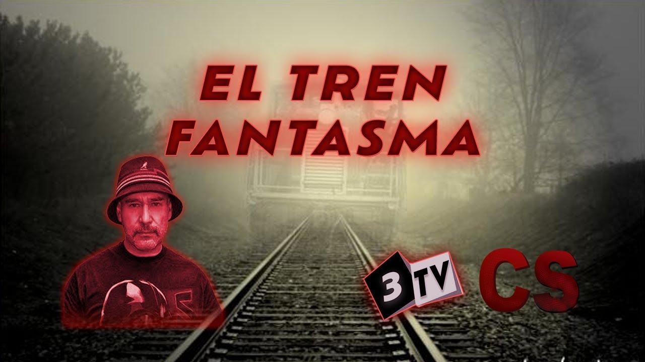 Conspiración Salfate | El Tren Fantasma| 3TV HD | Capitulo 1