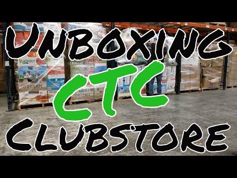 Unboxing: CTC Clubstore General Merchandise Loads