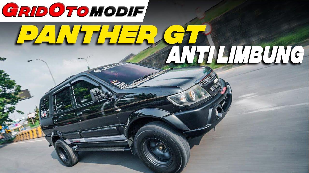 Modifikasi Panther Grand Touring, Bongsor Tapi Handling Kencang Mudah Dijinakkan | Modifikasi Mobil