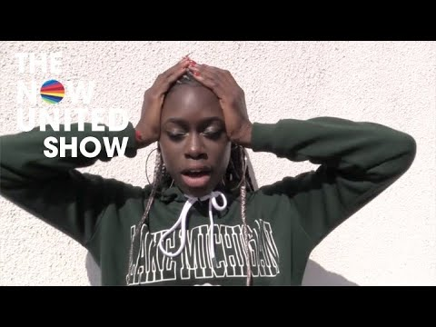 Diarra Stresses About SYTYCD - Episode 14 - The Now United Show