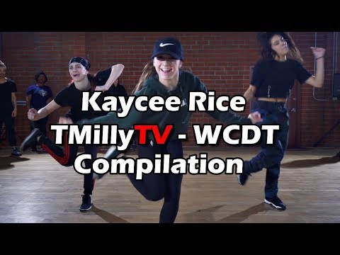 Kaycee Rice - #TMillyTV West Coast Dance Theater Compilation