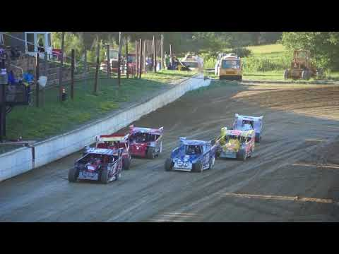 Modified Heat, 7/7/18 Woodhull Raceway