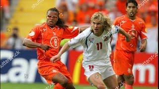 ملخص التشيك 3 -2 هولندا /من أفضل مباريات اليورو /جودة ممتازة بتعليق عربى /يورو 2004