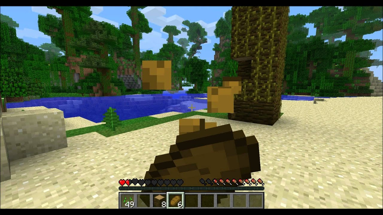 lets group play minecraft part 1 vigina cave - YouTube