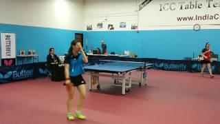 Women's Final, Game 2: Wang Ying vs Angela Guan  - Cal State Championship 2017 at ICC