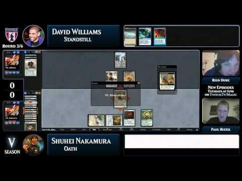 VSL S5 QT W1 M3 Nakamura v Williams