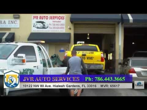 JVR AUTO SERVICES (786-443-3665)
