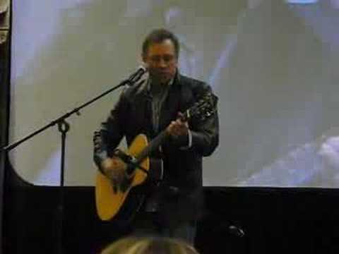 Frederic Lane in LA: singing Sympathy for the Devil