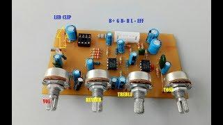 Nâng cấp reverb cho ampli bằng board reverb MT-1