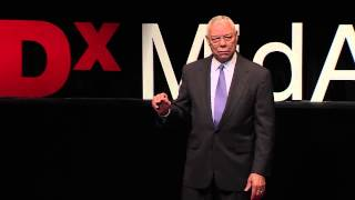 Our Youth Must Be Ready to Lead: Colin Powell at TEDxMidAtlantic 2012
