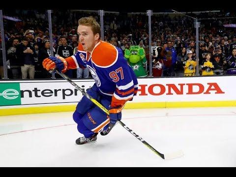 2018 NHL All-Star Skills Competition   NHL's Fastest Skater   Full Highlights