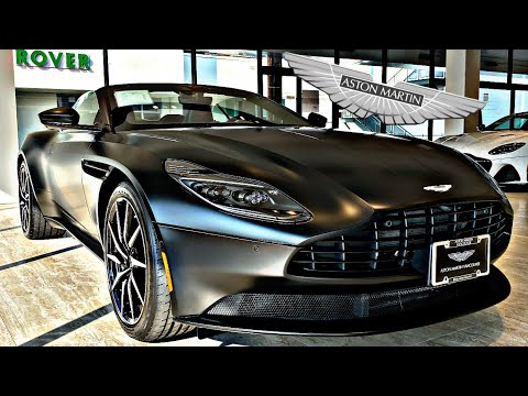 Aston Martin Db11 Review First Drive Autocar Youtube
