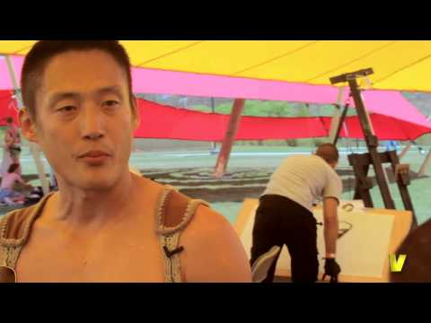 John Park:  Live Art Painter Protecting Originality Through His Complex Process