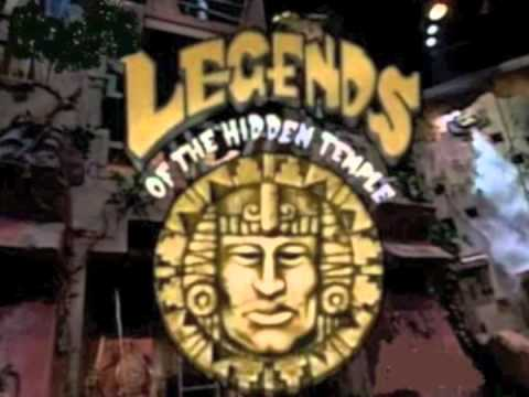 Legends Of The Hidden Temple - Olmec's Route