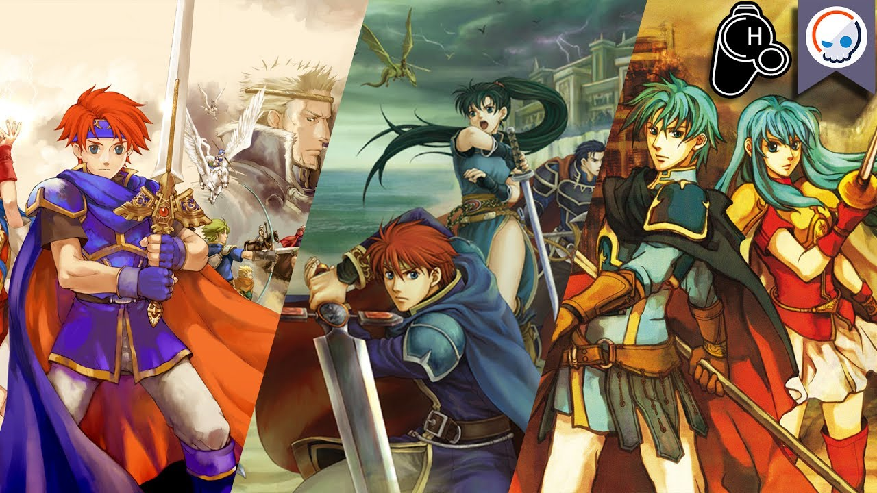 Fire Emblem On The Game Boy Advance Chronicles
