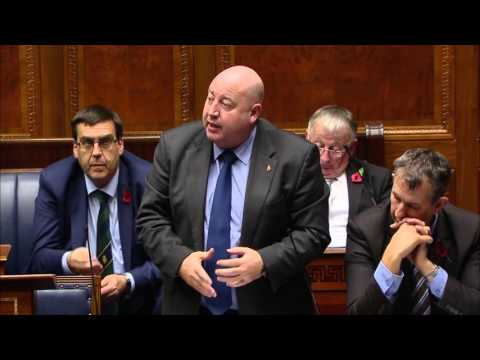 Question Time: Employment and Learning Monday 09 November 2015