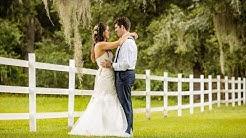 Wedding at Plantation Oaks Farms - Jacksonville
