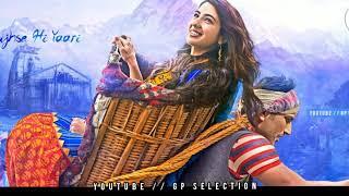 Duniya Jamane Se Rishte mitaye hai  // Kedarnath movie status // GP Selection