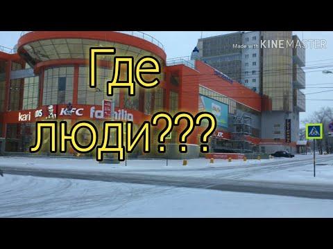г. Уфа, черниковка 1.01.2019г.