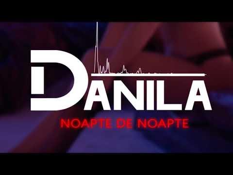 DANILA - Noapte de noapte (Audio)