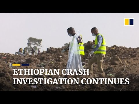 Black boxes recovered from Ethiopian Airlines jet as crash investigation continues Mp3